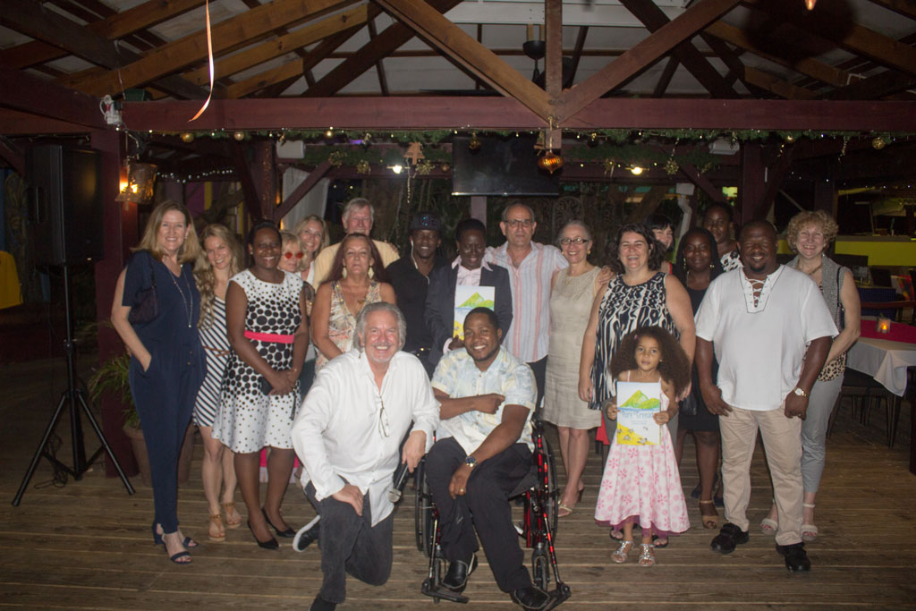 Grenada Hotel & Tourism Association Launch Pure Grenada Book For Children