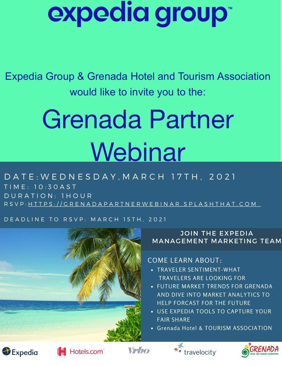 Grenada Partner Webinar